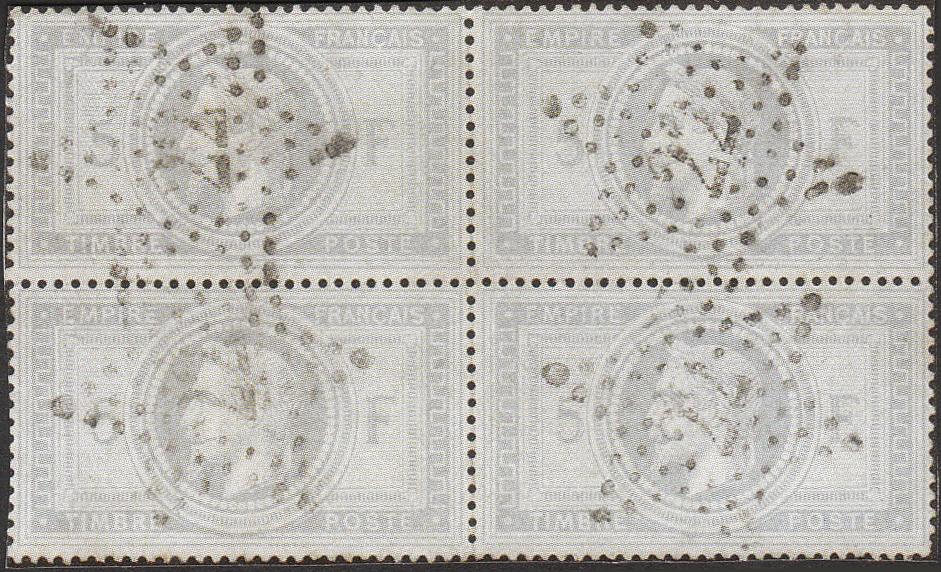 timbre-empire-francais-5-francs