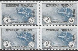 Timbre poste français année 1917