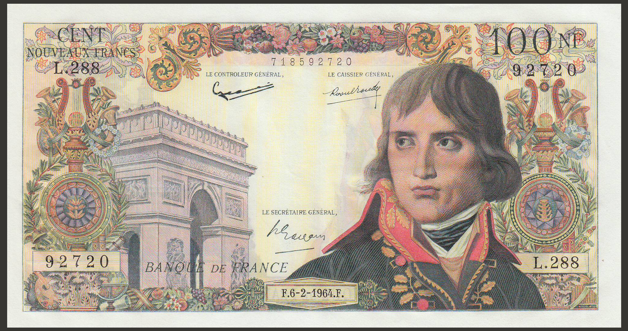billet-france-100-francs-napoleon-bonaparte