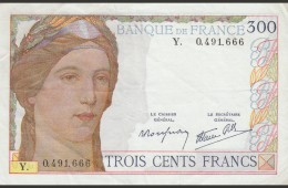 300 Francs Clément Serveau