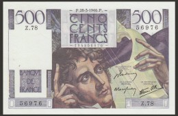 500 Francs Chateaubriand