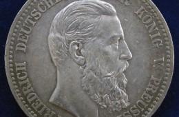 2 Mark Friedrich III de Prusse